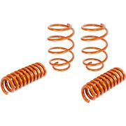 410-402003-n Afe Set Of 4 Lowering Springs Front And Rear New For Chevy Coupe