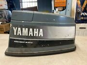 Yamaha 90 Hp Precision Blend Two Stroke Top Cowling Fits 1990 - 2009 - Stk9198
