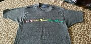 Wire Rare 1981 Post Punk Tee Shirt Small Vintage Our Swimmer Cool Punk Rock Tee