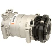 15-20144a Ac Delco A/c Compressor New For Chevy With Clutch Chevrolet Astro Gmc