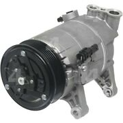 198297 4-seasons Four-seasons A/c Ac Compressor New For Chevy With Clutch