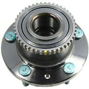 406.45004e Centric Wheel Hub Front Or Rear Driver Passenger Side New 4-wheel Abs