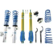 47-121225 Bilstein Coil Over Kits Set Of 4 Front And Rear New Sedan For Mazda 3