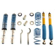 48-080651 Bilstein Set Of 4 Coil Over Kits Front And Rear New For Vw Beetle Jetta