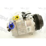 6512226 Gpd A/c Compressor New For 320 323 325 328 330 525 528 530 With Clutch