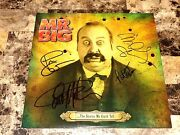 Mr. Big Band Signed Lp Record The Stories We Could Tell Paul Gilbert Pat Torpey