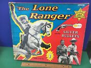 1956 The Lone Ranger And039silver Bulletsand039 Game - Complete