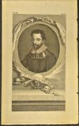 Extremely Rare Lot Of 3 Photos Of Sir Francis Drake 1786, 1756, 1829 Genuine