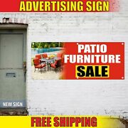 Patio Furniture Banner Advertising Vinyl Sign Flag Sale Shop Store Special Now