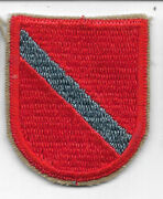 22nd Aviation Company Special Forces Beret Flash