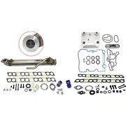 Egr Cooler Kit For 2004-2007 F-250 Super Duty Includes All Required Gasket 1pc