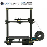 Anycubic Chiron 3d Printer High-power Heated Bed 400400450mm Huge Print Volume