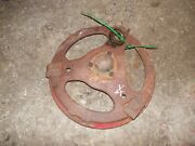 Farmall A Tractor Ih Frontend Early Buckle Style Front Hub And Cap And Bearing