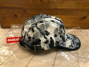 2004 Supreme Nyc X Rammellzee Camp Cap Hat Black White - New With Tags