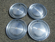Factory 1973 Cadillac Coupe Deville Sedan Fleetwood Hubcaps Wheel Covers