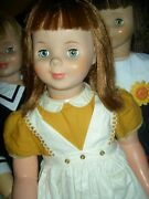 Rare 1959 American Character 34 Inch Betsy Mccall Playpal-size Doll All Orig.