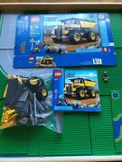 Lego- City- Mining Truck- 4202- 100 Complete With Box