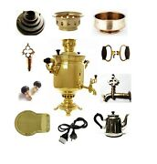 Service On Search Of Spare Parts And Accessories For Samovar Russia And Ussr