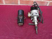 Chevrolet 216 235 6 Cylinder Mallory Yc 180 N Dual Point Distributor W/ Coil