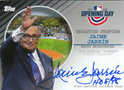 2020 Topps Opening Day Baseball Part 3 Insert, Autograph And Relic Cards