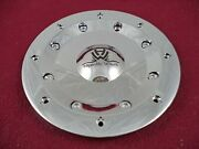 Hipnotic Wheels Chrome Custom Wheel Center Cap 1097l175 1 Cap