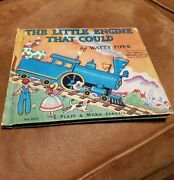 The Little Engine That Could By Watty Piper Hardcover Book Vintage 1961 Classic
