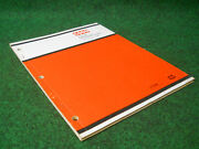 Case A1298 Parts Catalog Manual For 446 Compact Tractor
