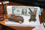 Wwii - Manoil - Barclay Toys Lot - Nice 1940's Tank And Barclay 774 Toy Soldier