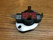 Ge General Electric Hotpoint Dryer Bias Thermostat We4m216 540b146p011 326855