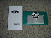 1998 Ford Mustang Svt Cobra Coupe Convertible Owner Operator User Manual 4.6l V8