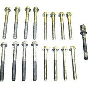 Hbk3130 Dnj Set Of 16 Cylinder Head Bolts New For Chevy Olds Cutlass Grand Prix