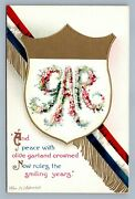 Gar Artist Signed Clapsaddle Antique Postcard Grand Army Of Republic