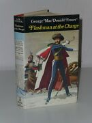 Signed 1st Print Flashman At The Charge George Macdonald Fraser 1973 Uk H/b