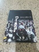 Disturbed Ten Thousand Fists Special Edition Limited Cd W/ Hard Cover Book Rare
