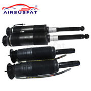 4x For Mercedes W220 S Cl Class Front Rear Abc Strut Hydraulic Shock 2000-06