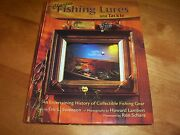 Classic Fishing Lures And Tackle Collecting Antique Lure Fishing Gear Book New