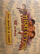 The Three Stooges 12-pack Dvd Video 600 Minutes Of Laughs