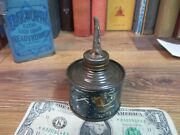 Maytag Oil Can Wash Machine May Tag Small Co Newton Iowa Tin Household 1900and039s