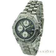 Breitling Colt Chronograph Stainless Steel Automatic Wristwatch A13035.1
