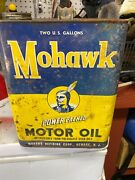 Mohawk Motor Oil Two Gallon Can