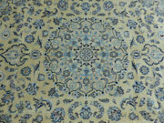 7and039x10and039 Kork Wool And Silk Authentic Excellent 200+ Kpsi Oriental Area Rug