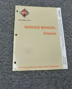 2011-2012 International Ic Llc-be Ce Bus Body Controller Trouble Codes Manual