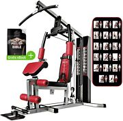 Home 30 In1 Multi Gym Fitness Training Multifunctional Workout Station Weights