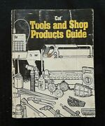 1996 Caterpillar Dealersand039 Tools And Shop Product Guide 1000++ Page Catalog Rare