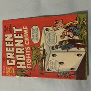 Green Hornet Comics 39 Pre May 1948 Fine+ First Mary Worth Simon And Kirby