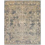 Surya Dsr-1001 Desiree Area Rug Medium Gray/cream
