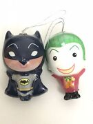 Super Rare Joker Batman Ornaments. These Came Out In 2013.