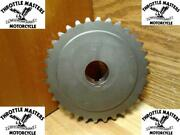 32 Tooth Motor Sprocket Fits Harley 45 Solo New