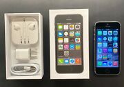 Bundle - Apple Iphone 5s - 16gb - Space Gray Atandt Locked Gsm A1533andnbsp