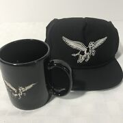 Flying Cow When Cows Fly Coffee Mug Cap Hat